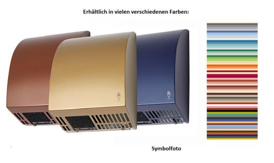 Dan Dryer Exclusive Mini Händetrockner erhältlich in einer vielfältigen Farbauswahl