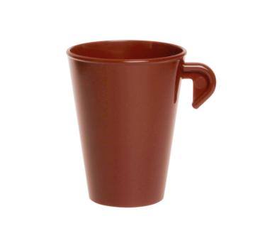 10er Set Espresso Tasse 0, 2l SAN aus Kunststoff wiederverwendbar
