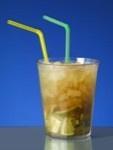 Caipirinha-Glas teilgefrostet 0, 2l - 0, 3l SAN Kunststoff Spülmaschinenfest - Vorschau 4