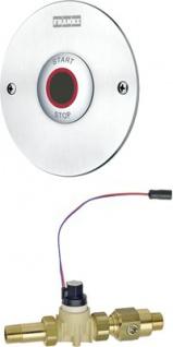 Franke Duscharmatur mit elektronischer Zeitsteuerung für Batterie- oder Netzbetrieb - Vorschau 1