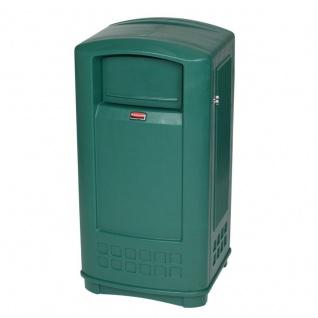 RUBBERMAID Landmark Junior(TM) ™Abfallbehälter 132, 5 Liter aus Polyethylen
