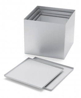 Graepel High Tech hochwertige Alu Box aus eloxiertem Aluminium