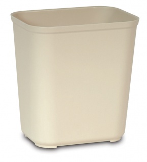 Feuerfester Papierkorb 26, 5 Liter, Rubbermaid