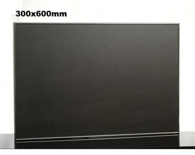 Infrarot Tafel Heizung 200 Watt mit Alurahmen und Wandhalterung von Elbo Therm
