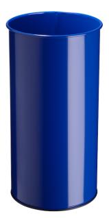 NEO Abfallbehälter 50L aus pulverbeschichtetem Stahl mit UV-Absorber von Rossignol