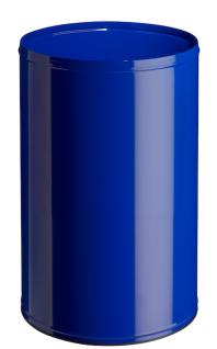 NEO feuerfester Abfallbehälter 90L aus pulverbeschichtetem Stahl von Rossignol