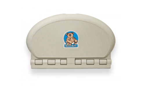 Koala Wickeltisch Oval KB-208 MICROBAN® Hygieneschutz - Mit pneumatische Zylinder - Vorschau 3