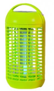 Moel Insektenvernichter Fluo 300 erhältlich in Neonrot oder Neongrün mit 230V ~ 50Hz