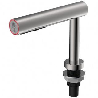 DAN DRYER AirTap Warmlufthändetrockner mit IR Sensor aus Edelstahl - Tischmontage