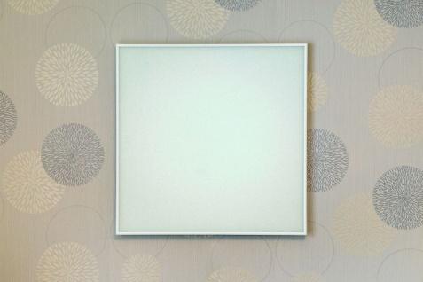 Elbo Therm Glasheizung weiß aus ESG Sicherheitsglas mit Schuko Stecker in 3 Varianten