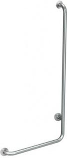 Franke Haltegriff Ausführung rechts oder links aus Chromnickelstahl zur Wandmontage
