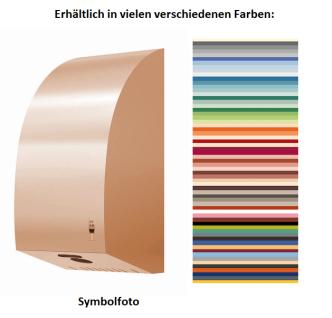 Dan Dryer Exclusive Turbo Händetrockner erhältlich in einer vielfältigen Farbauswahl