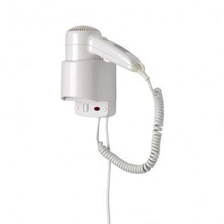 Dan Dryer Elegance Haartrockner 1200W aus Kunststoff zur Wandmontage