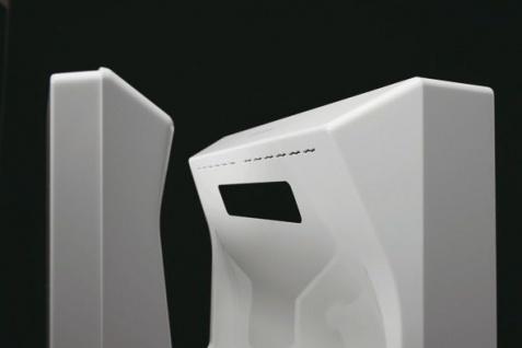 Set: Mitsubishi Jet Towel Weiss mit Doppelstrahltechnik + Seifenspender Gratis - Vorschau 4