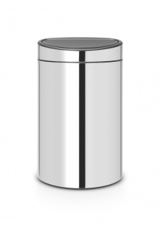 Touch Bin New Recycle 23/10 Liter, Brabantia