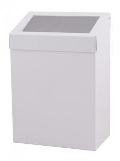 Dutch-Bins Abfallbehälter mit Einwurfklappe 20 Liter