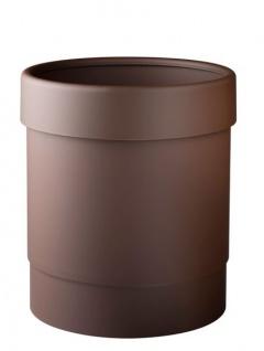Marplast Runder Mülleimer 13 Liter MP 526 Standmodell Colored Edition - Vorschau 4