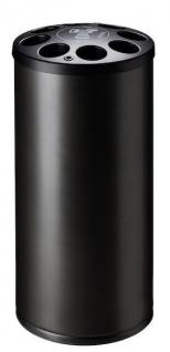 Rossignol Multigob mangangrauer Bechersammler aus Stahl mit oder ohne Abfallkorb