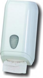 Spender für Toilettenpapier in Folien Inhalt 500 Folien MP620