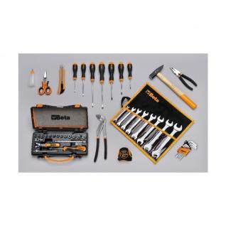 Beta 5915VU/2 Werkzeugsortiment 49 tlg.