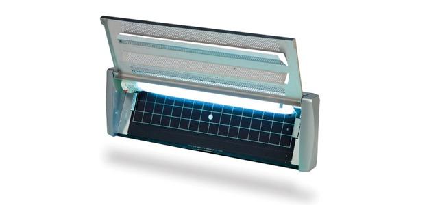 Genus® Spectra Compact 1 x 36W Splitterschutz Fliegenfalle modernes, schlankes Design - Vorschau 3