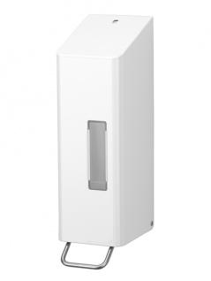 Ophardt SanTRAL classic NSU 11 Universalspender 1200ml Weiß Pulverbeschichtung