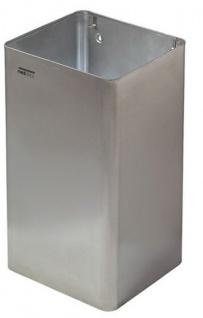 Mediclinics Abfallbehälter offen 65 Liter, freistehend oder Wandmontage - Vorschau 3