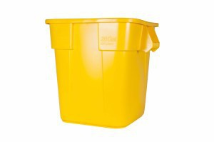 RUBBERMAID Quadratischer BRUTE® Container 106 l aus Polyethylen