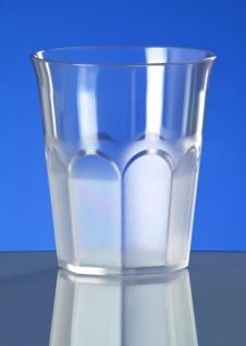 Caipirinha-Glas teilgefrostet 0, 2l - 0, 3l SAN Kunststoff Spülmaschinenfest - Vorschau 2