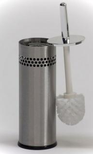 Graepel G-Line Pro Scopinox WC-Bürste aus Edelstahl 1.4016 gebürstet - Vorschau 1