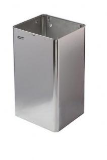 Mediclinics Abfallbehälter offen 65 Liter, freistehend oder Wandmontage - Vorschau 2