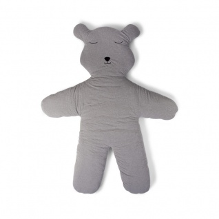 Childhome Teddy Bear Very Big 150 Cm Jersey Grey