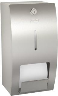 Franke WC-Rollenhalter Stratos ohne Spindelsystem zur Aufputzmontage