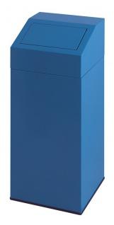 Abfallbehälter mit Druckdeckel 45 Liter