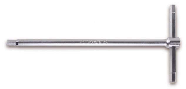 Beta Stiftschlüssel mit T-Griff, Sechskantprofil an drei Enden 951