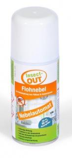 Insect-OUT® Flohnebel 150 ml - Mit dem Wirkstoff der Chrysantheme - kein Fipronil