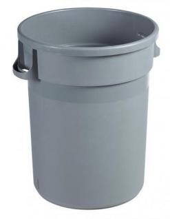 Rossignol Barella Abfallsammler aus Polypropylen mit zwei integrierten Griffen