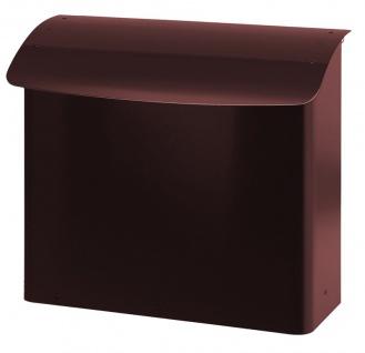 Wandbriefkasten aus Metall, b 41, 5 cm - Vorschau 3