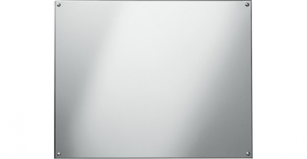 Franke Spiegel CHRH501 aus Chromnickelstahl zur Aufputzmontage