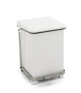 Industrieller Tritt-Mülleimer 27 Liter