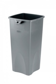 RUBBERMAID Untouchable® Abfalleimer 87 l aus Polyethylen