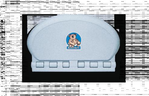 Koala Wickeltisch Oval KB-208 MICROBAN® Hygieneschutz - Mit pneumatische Zylinder - Vorschau 5