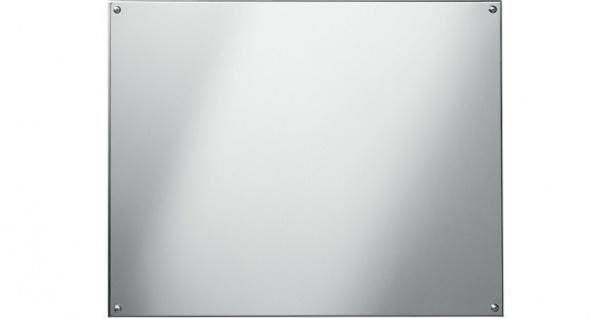 Franke Spiegel CHRH401 aus Chromnickelstahl zur Wandmontage