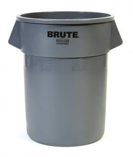 Rubbermaid Runder Brute Container, 208 Liter