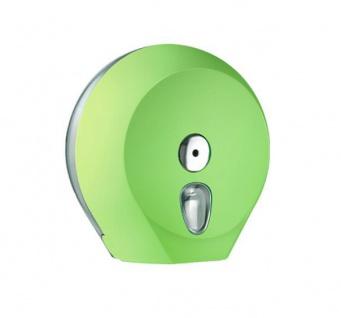 Marplast WC-Papierspender Mini Jumbo MP756 Colored Edition aus Kunststoff - Vorschau 5