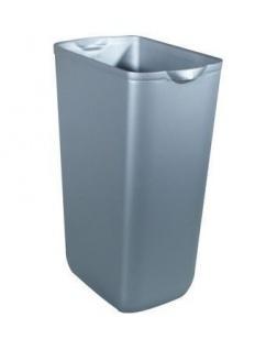 Set Marplast Mülleimer 23L Satin MP 742 - mit Klappdeckel für Damenhygiene - Vorschau 2