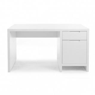 Childwood BQN Quadro white Schreibtisch