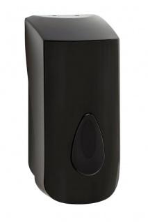 PlastiQline 2020 Schaumseifenspender 900 ml Kunststoff schwarz PQ20Foam9B