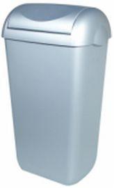 PlastiQline Abfallbehälter mit Schwingdeckel in 23 L oder 43 L erhältlich
