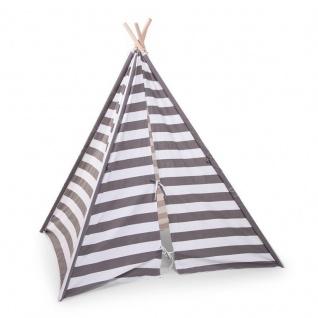 Childhome Tipi Tent gestreift TIPSTR - Vorschau 1